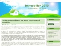 immobilier 2010